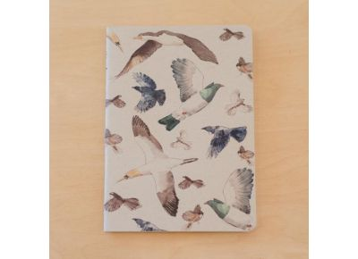 Painted Birds Notebook | Tumbleweed Tees
