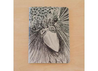 Sirocco the Kakapo Notebook | Tumbleweed Tees