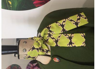 Skinny Silk Tie no. 2
